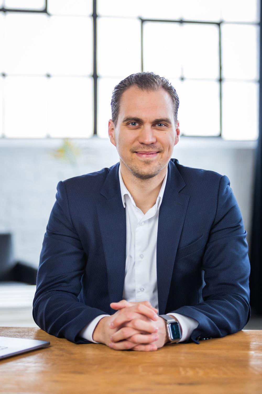 Portrait von Thomas Grynia, Geschäftsführer von Grynia Consulting